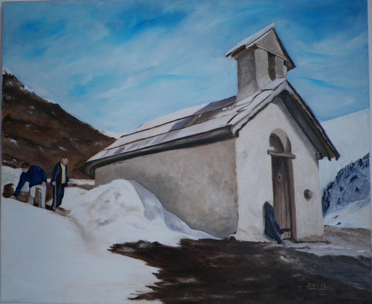 Chapelle de la Saulce